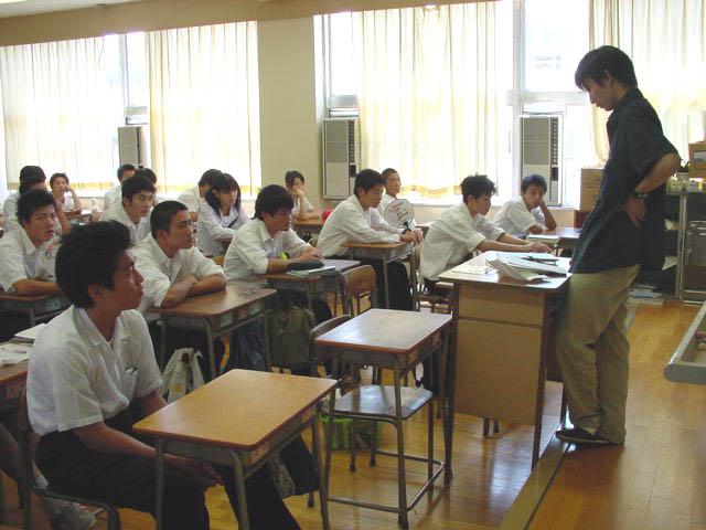 藤島高等学校画像